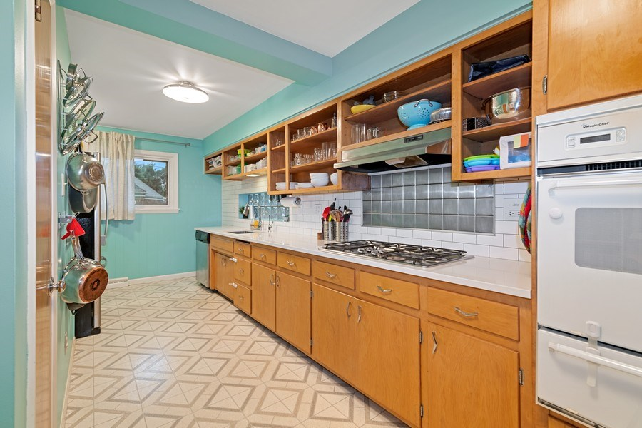 Real Estate Photography - 2748 OAK PARK Avenue, Berwyn, IL, 60402 - Kitchen
