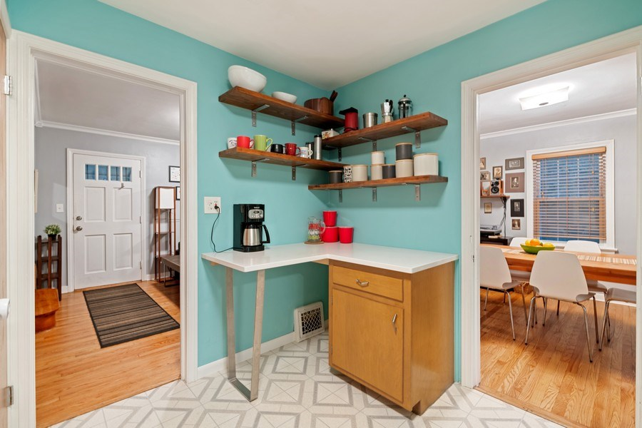 Real Estate Photography - 2748 OAK PARK Avenue, Berwyn, IL, 60402 - Kitchen / Dining Room