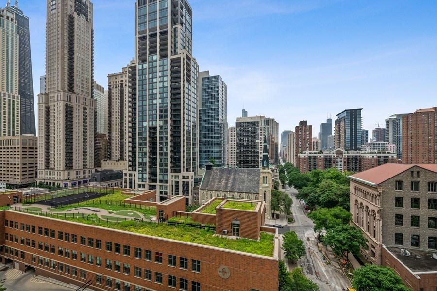 Real Estate Photography - 30 W. OAK Street, Unit 11B, Chicago, IL, 60610 - View