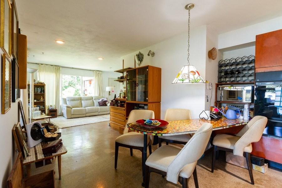 Real Estate Photography - 27 W. Shore Drive, Grayslake, IL, 60030 - Kitchen / Living Room