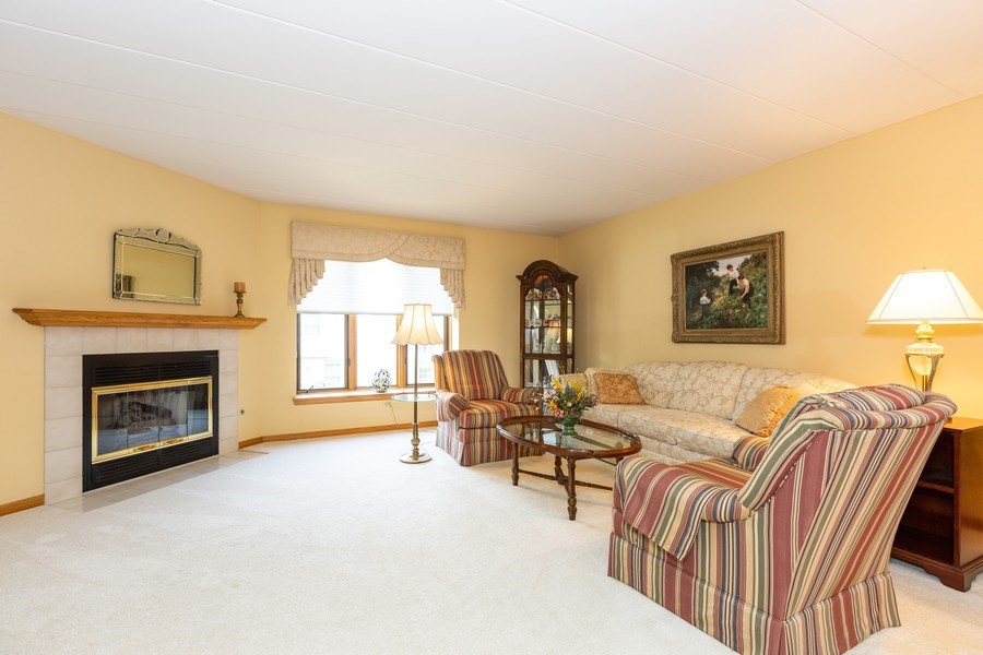 Real Estate Photography - 7823 West 157Th Pl, Orland Park, IL, 60462 - Living Room