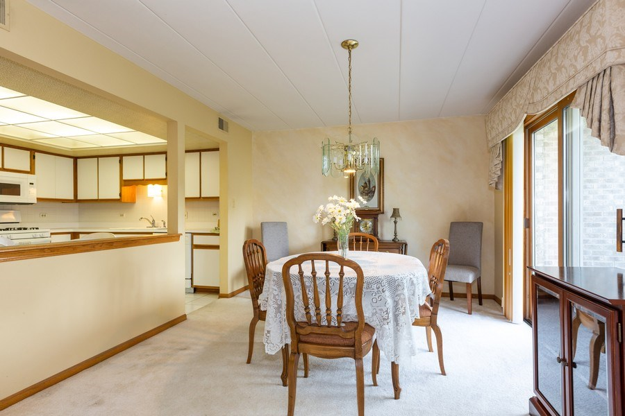 Real Estate Photography - 7823 West 157Th Pl, Orland Park, IL, 60462 - Dining Area