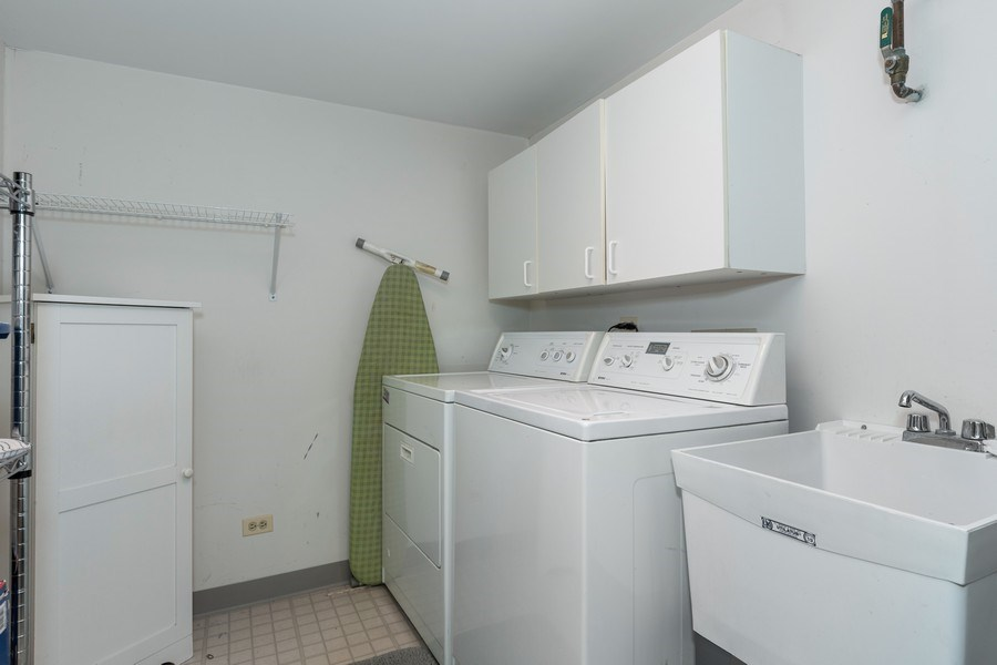 Real Estate Photography - 7823 West 157Th Pl, Orland Park, IL, 60462 - Laundry Room