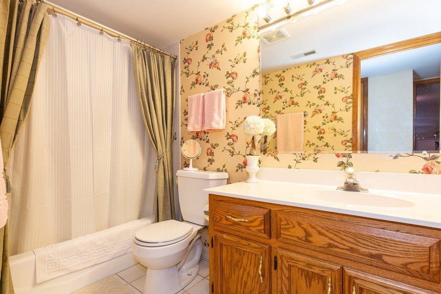Real Estate Photography - 7823 West 157Th Pl, Orland Park, IL, 60462 - Bathroom