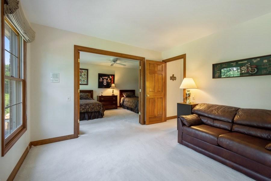 Real Estate Photography - 155 HAVERTON WAY, North Barrington, IL, 60010 - 3rd Bedroom