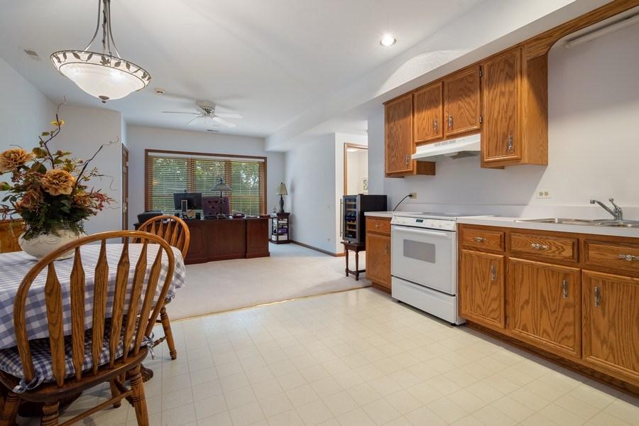 Real Estate Photography - 155 HAVERTON WAY, North Barrington, IL, 60010 - Basement