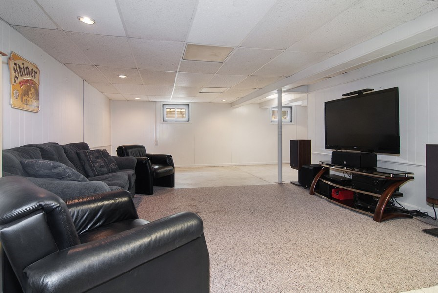 Real Estate Photography - 1140 Pine Court, Batavia, IL, 60510 - Basement