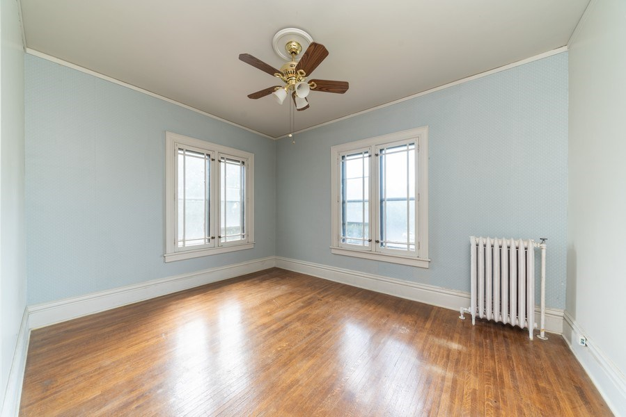 Real Estate Photography - 449 N. Lake Street, Aurora, IL, 60506 - 2nd Bedroom