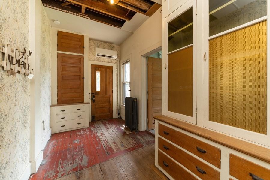 Real Estate Photography - 449 N. Lake Street, Aurora, IL, 60506 - Mudroom