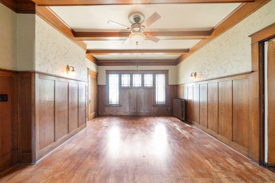 Real Estate Photography - 449 N. Lake Street, Aurora, IL, 60506 - Dining Room
