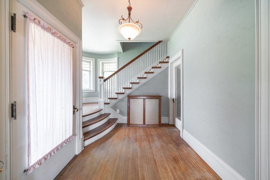 Real Estate Photography - 449 N. Lake Street, Aurora, IL, 60506 - Foyer