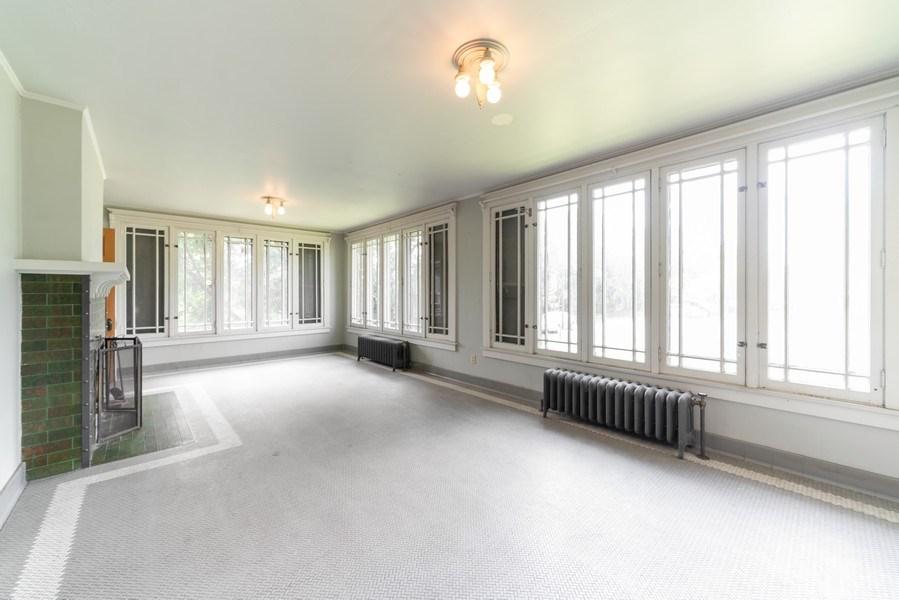 Real Estate Photography - 449 N. Lake Street, Aurora, IL, 60506 - Sun Room