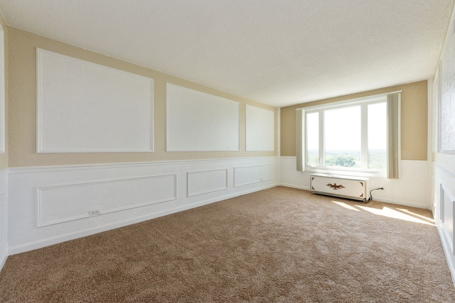 Real Estate Photography - 1 Renaissance Place, Unit 1121, Palatine, IL, 60067 - Master Bedroom
