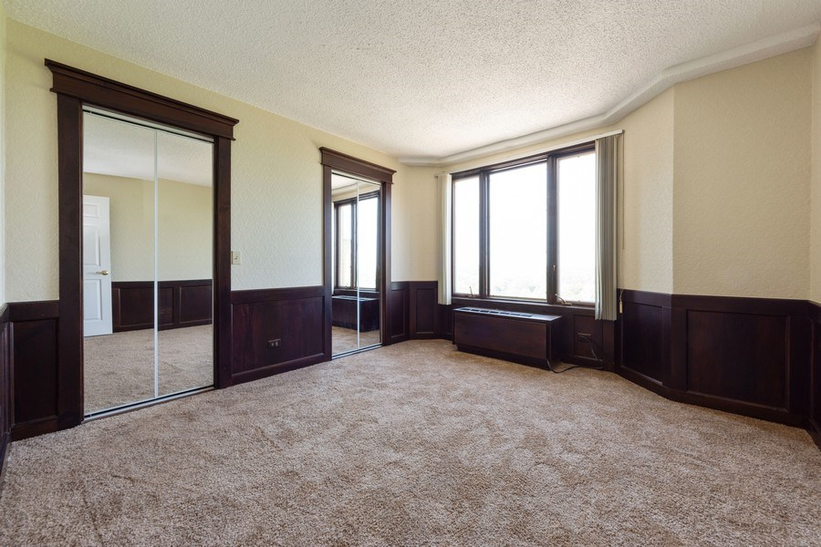 Real Estate Photography - 1 Renaissance Place, Unit 1121, Palatine, IL, 60067 - 2nd Bedroom