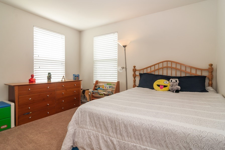 Real Estate Photography - 1423 RUBY Drive, Yorkville, IL, 60560 - 3rd Bedroom