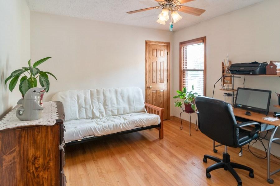 Real Estate Photography - 3625 Harvey Avenue, Berwyn, IL, 60402 - 2nd Bedroom
