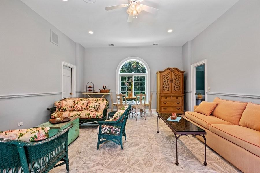 Real Estate Photography - 663 Circle Ln, Lake Forest, IL, 60045 - Bonus Room