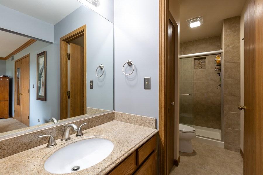 Real Estate Photography - 700 Auburn Ct, Crystal Lake, IL, 60014 - Master Bathroom