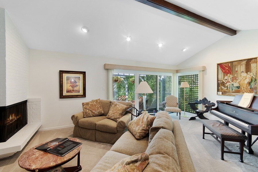 Real Estate Photography - 821 Burning Tree Lane, Naperville, IL, 60563 - Family Room