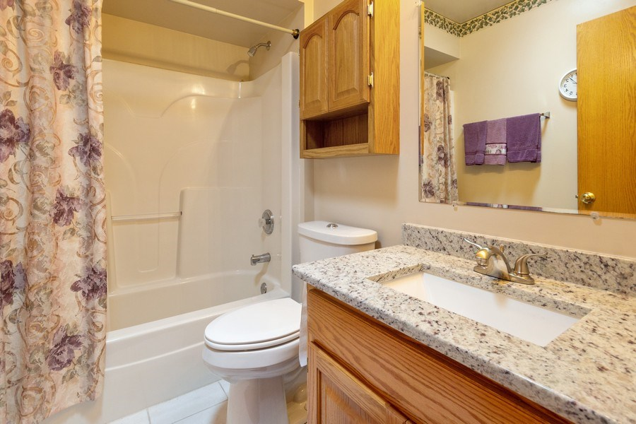 Real Estate Photography - 638 Superior Drive, Romeoville, IL, 60446 - Bathroom