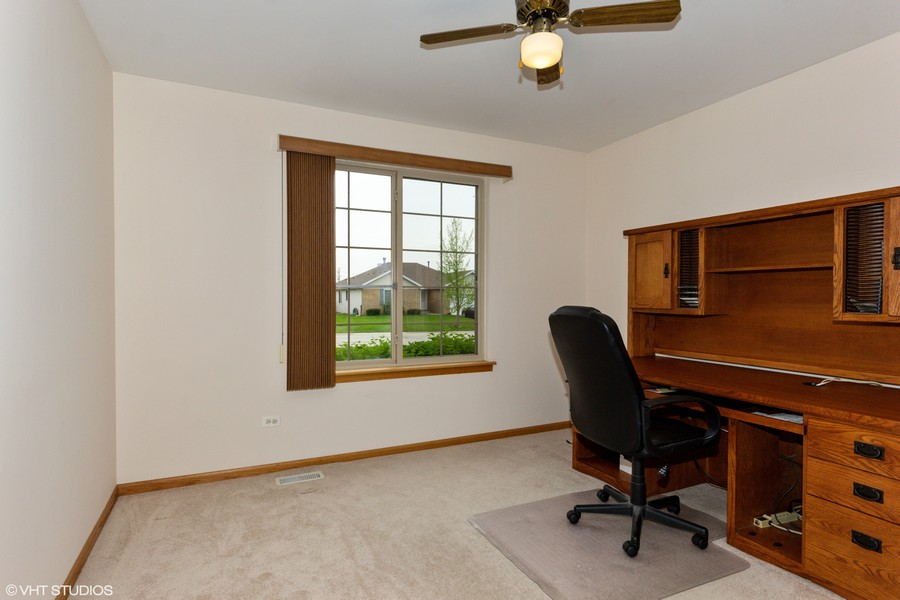 Real Estate Photography - 638 Superior Drive, Romeoville, IL, 60446 - 3rd Bedroom