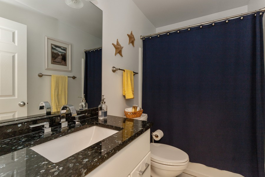 Real Estate Photography - 437 Ashwood Ct, Lindenhurst, IL, 60046 - Bathroom