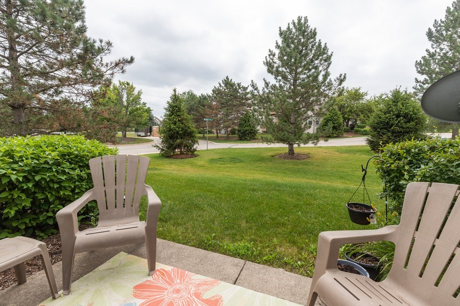 Real Estate Photography - 437 Ashwood Ct, Lindenhurst, IL, 60046 - Patio