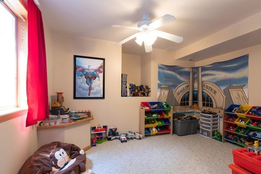 Real Estate Photography - 1128 Chesapeake Blvd, Grayslake, IL, 60030 - Bonus Room
