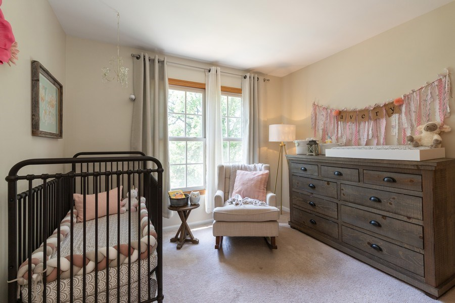 Real Estate Photography - 1128 Chesapeake Blvd, Grayslake, IL, 60030 - Bedroom