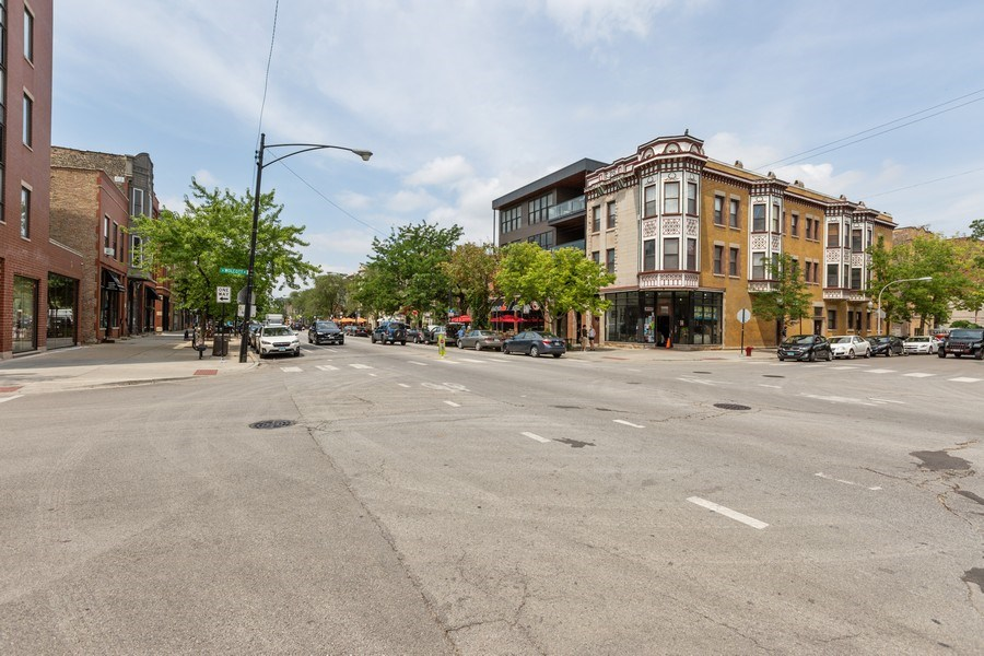 Real Estate Photography - 1122 N. Wolcott Avenue, Chicago, IL, 60622 - View