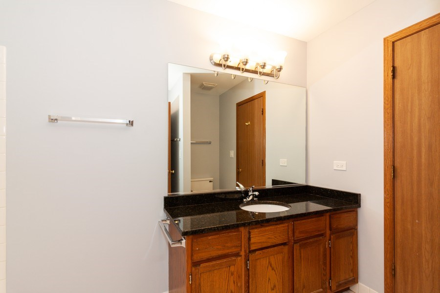 Real Estate Photography - 804 N. TAMARAC Boulevard, Addison, IL, 60101 - Bathroom