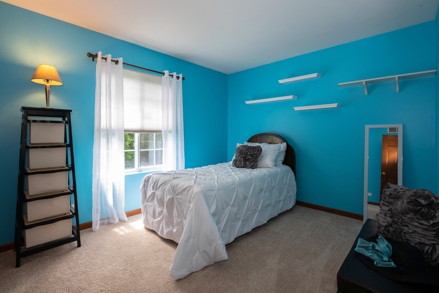 Real Estate Photography - 3 Fieldcrest Court, Algonquin, IL, 60102 - 2nd Bedroom