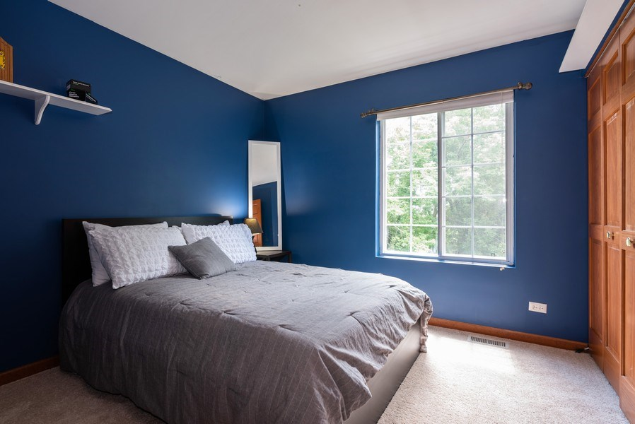 Real Estate Photography - 3 Fieldcrest Court, Algonquin, IL, 60102 - 4th Bedroom