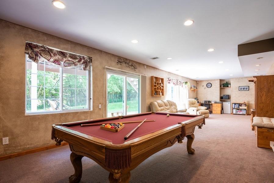 Real Estate Photography - 3 Fieldcrest Court, Algonquin, IL, 60102 - Basement