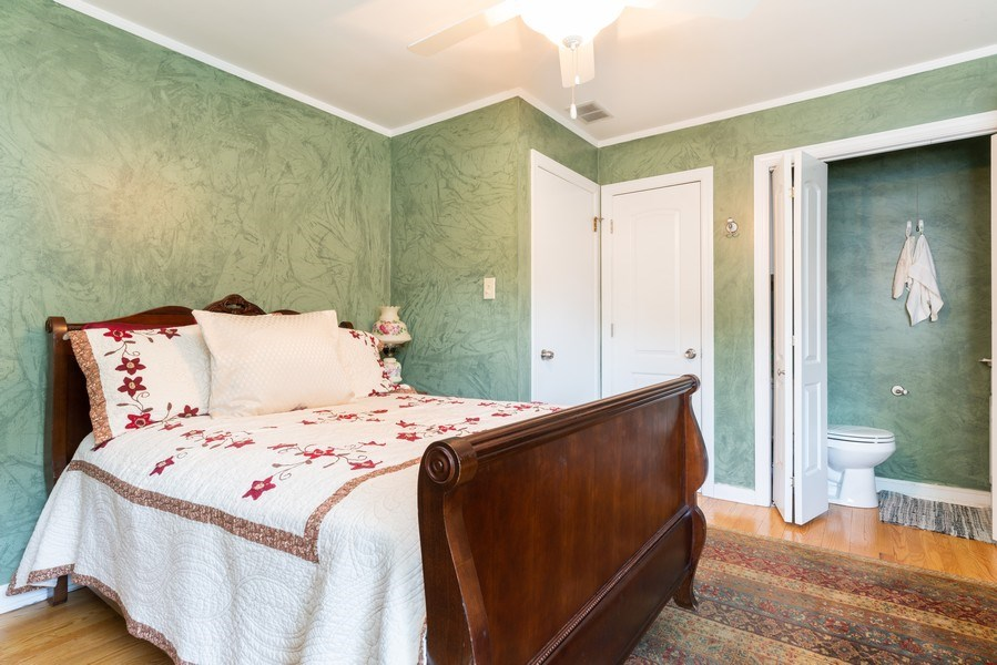 Real Estate Photography - 118 S. BELMONT Avenue, Arlington Heights, IL, 60005 - Master Bedroom