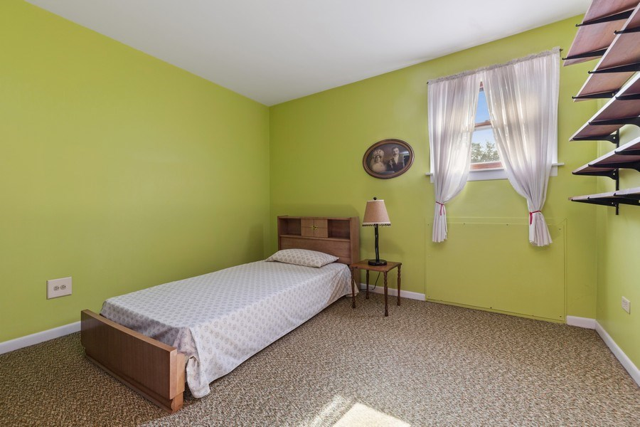 Real Estate Photography - 264 Addison Rd, Riverside, IL, 60546 - 4th Bedroom