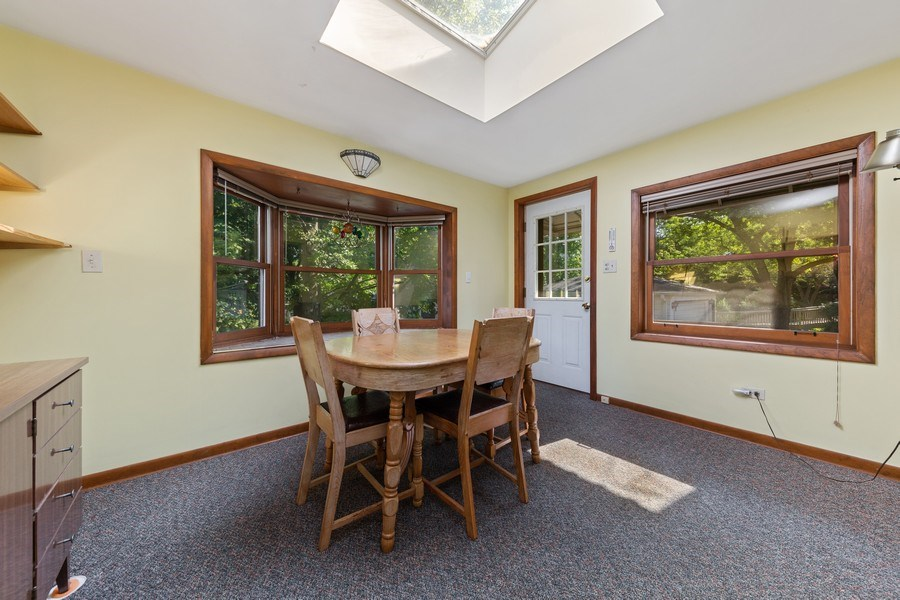 Real Estate Photography - 264 Addison Rd, Riverside, IL, 60546 - Breakfast Area