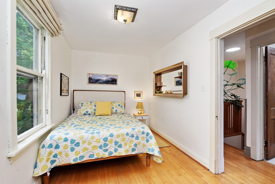 Real Estate Photography - 1440 W. Rascher Ave, Chicago, IL, 60640 - 2nd Bedroom