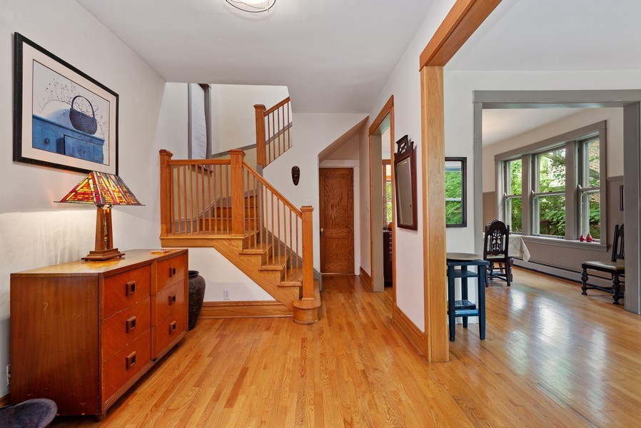 Real Estate Photography - 1440 W. Rascher Ave, Chicago, IL, 60640 - Foyer