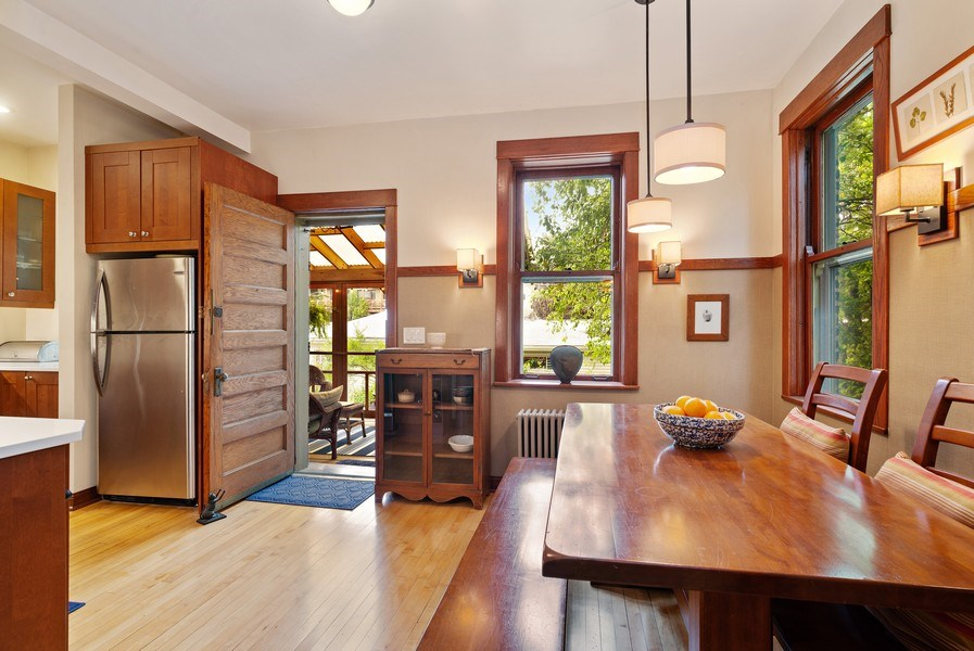 Real Estate Photography - 1440 W. Rascher Ave, Chicago, IL, 60640 - Kitchen
