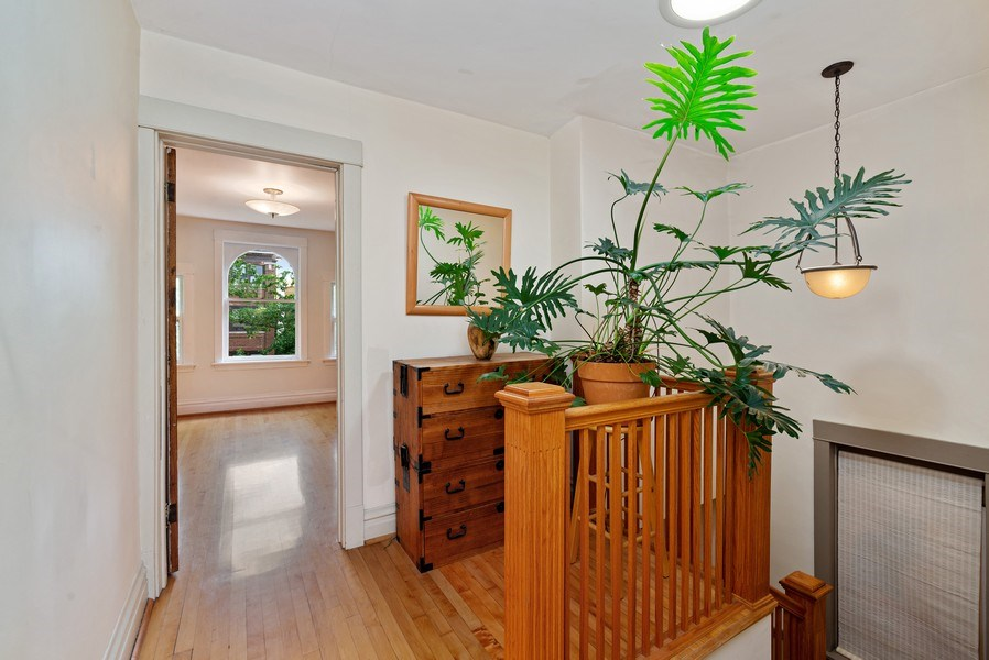 Real Estate Photography - 1440 W. Rascher Ave, Chicago, IL, 60640 - Hallway