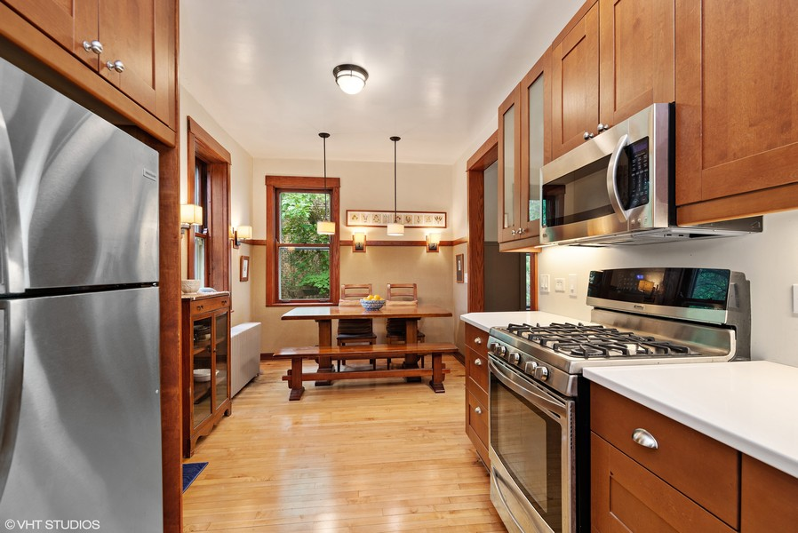 Real Estate Photography - 1440 W. Rascher Ave, Chicago, IL, 60640 -