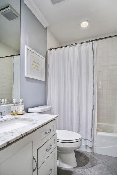 Real Estate Photography - 930 N. Clark Street, Unit E, Chicago, IL, 60610 - Bathroom