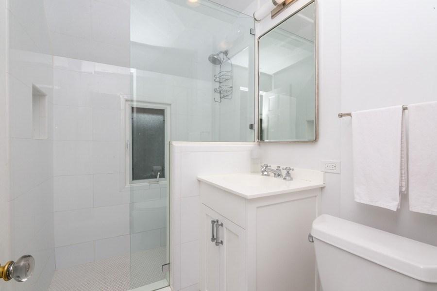 Real Estate Photography - 1330 Westmoor Trail, Winnetka, IL, 60093 - Master Bathroom