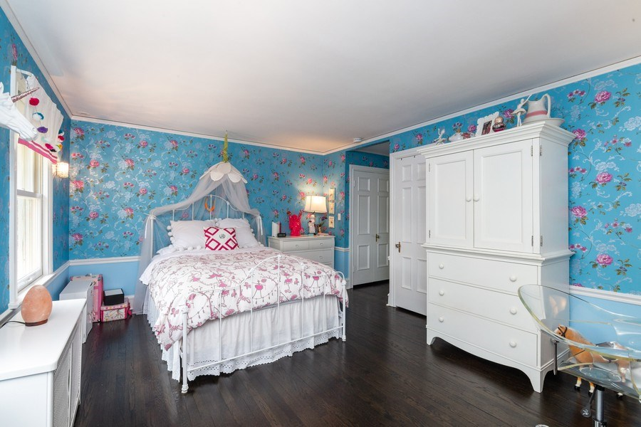 Real Estate Photography - 1330 Westmoor Trail, Winnetka, IL, 60093 - 2nd Bedroom