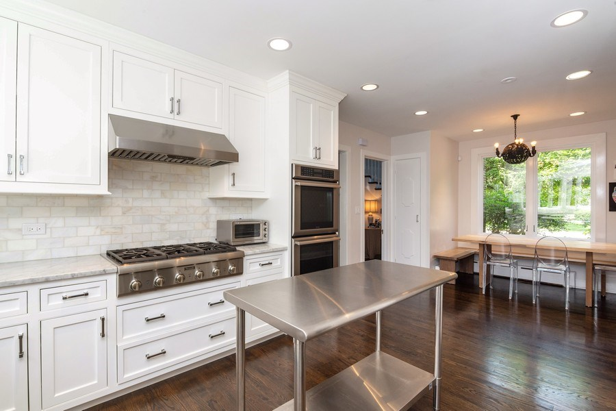 Real Estate Photography - 1330 Westmoor Trail, Winnetka, IL, 60093 - Kitchen