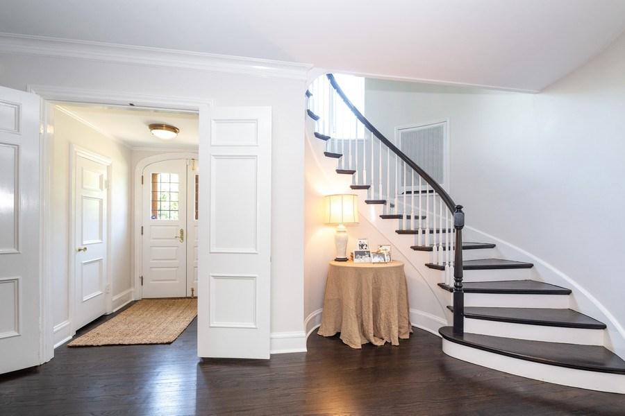Real Estate Photography - 1330 Westmoor Trail, Winnetka, IL, 60093 - Foyer
