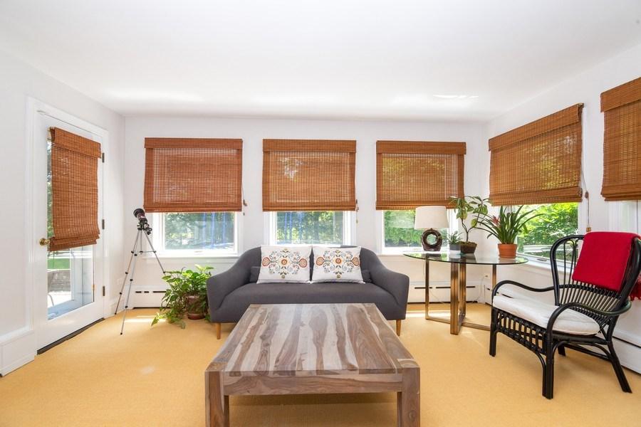 Real Estate Photography - 1330 Westmoor Trail, Winnetka, IL, 60093 - Sun Room