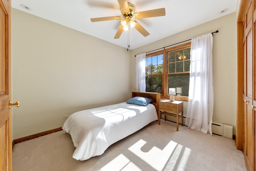 Real Estate Photography - 133 Barrypoint Rd, Riverside, IL, 60546 - 3rd Bedroom