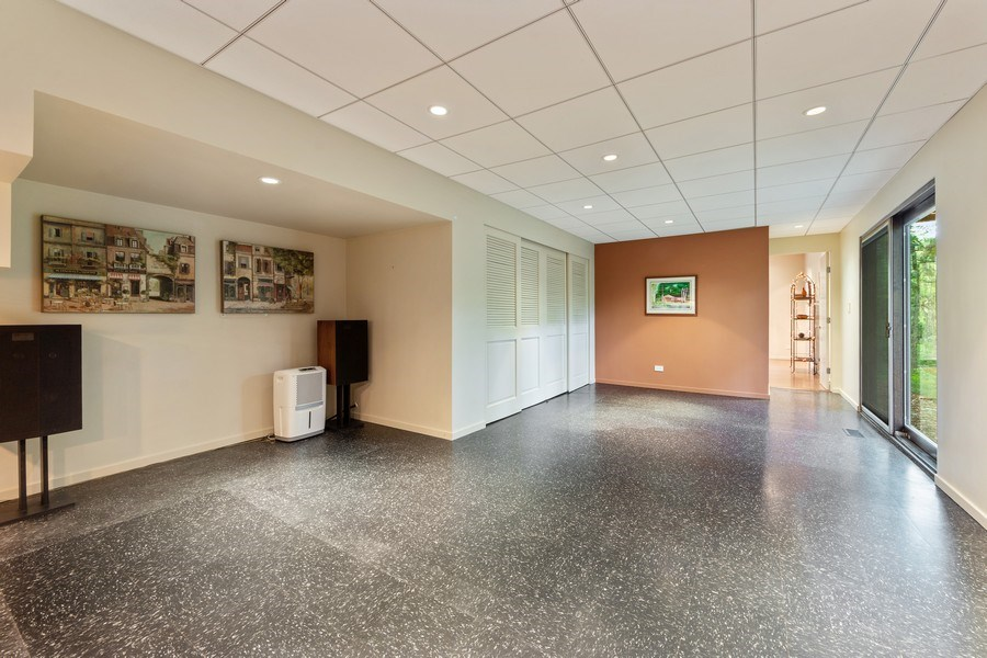 Real Estate Photography - 3 Wood Rock Rd, Barrington Hills, IL, 60010 - Hobby Room